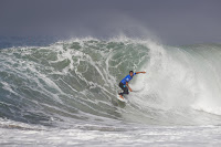 19 Miguel Pupo Quiksilver Pro France foto WSL Laurent Masurel