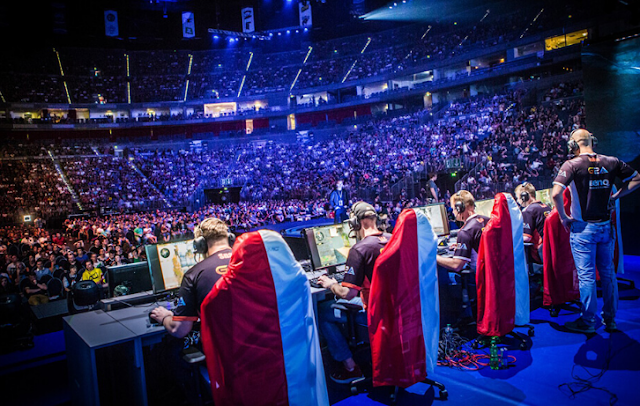 E Sports: the great obsession of sports marketing