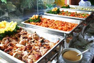 Menu Prasmanan ( Bengkulu Catering )