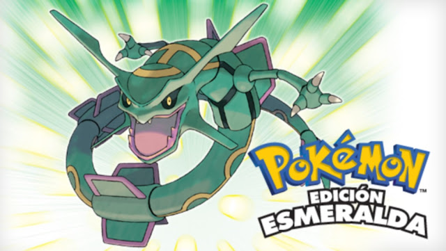Descargar Pokemon Esmeralda (Decrypted 3DS Rom)