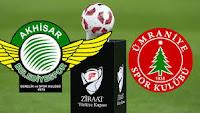 Akhisarspor - ÜmraniyesporCanli Maç İzle 24 Nisan 2019