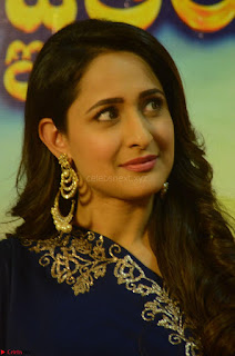Pragya Jaiswal in beautiful Blue Gown Spicy Latest Pics February 2017 138.JPG