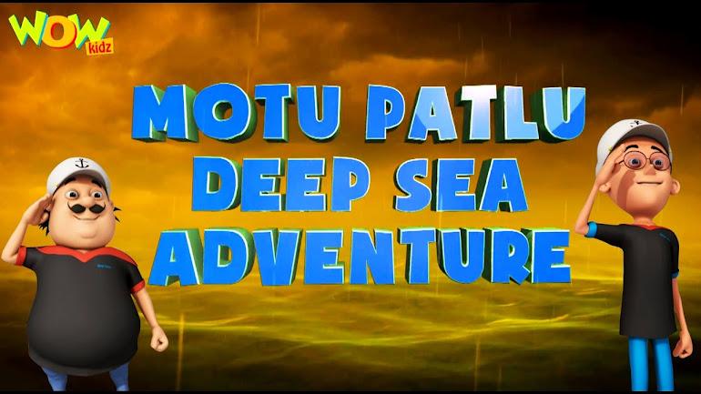 Motu Patlu Deep Sea Adventure Movie Hd Star Toon Pakistan