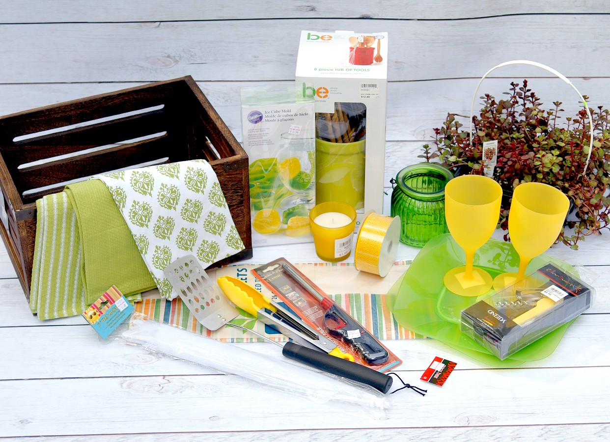 Personalized Summer Hostess Gift Basket Do More For Less