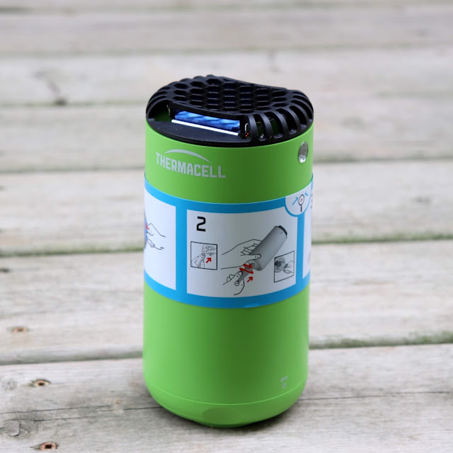 Thermacell bug repellent