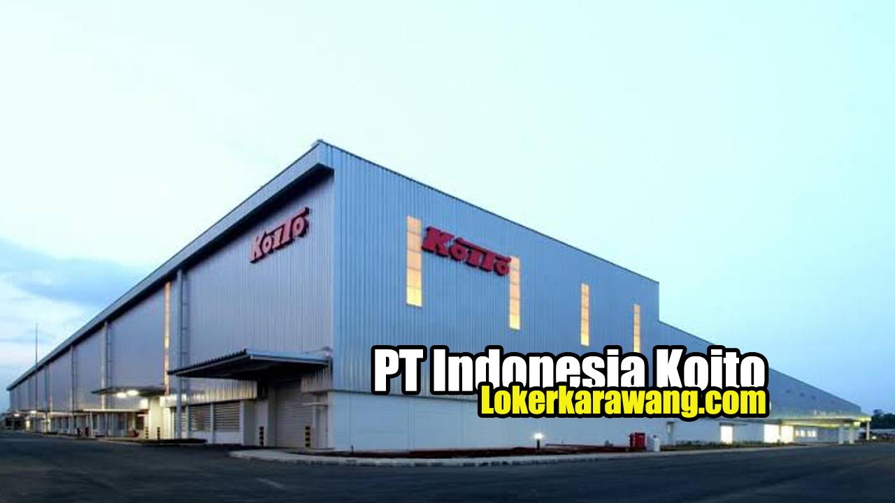 PT Indonesia Koito Karawang