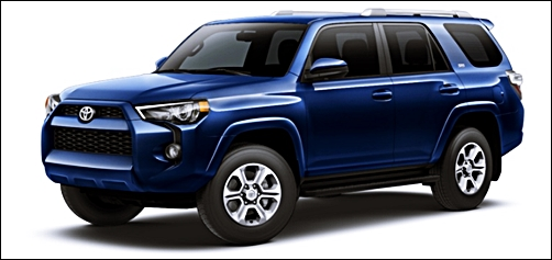 Toyota 4Runner Price and Release Date