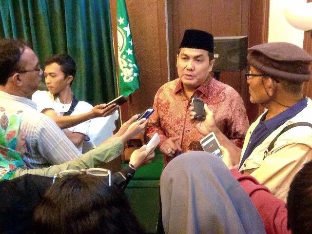 Sekjen PBNU: Sukmawati Mungkin tidak Berniat Menghina Islam