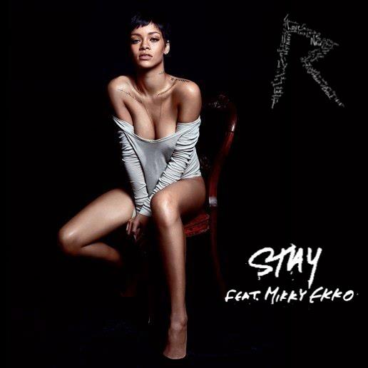 Xino Resource Blog: Rihanna's New Single Cover Art for 'Stay'  Xino Resource B...