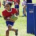Rugby Day reúne crianças da região de Louveira  para treinar no campo do IAC