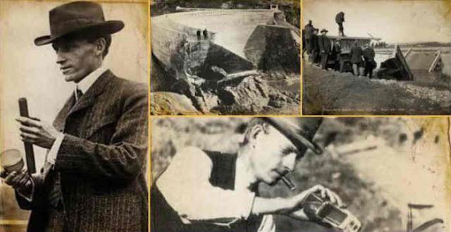 Τροποποίηση Καιρού το 1915: Βροχοποιός προκάλεσε φονικές καταιγίδες ιονίζοντας την ατμόσφαιρα