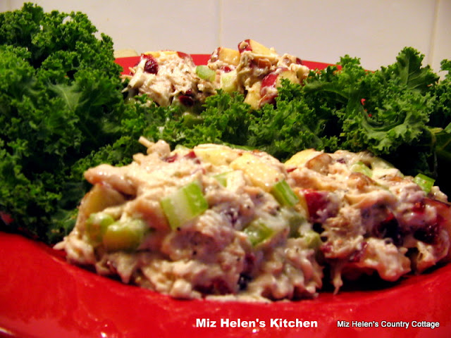 Cherry Nut Chicken Salad at Miz Helen's Country Cottage