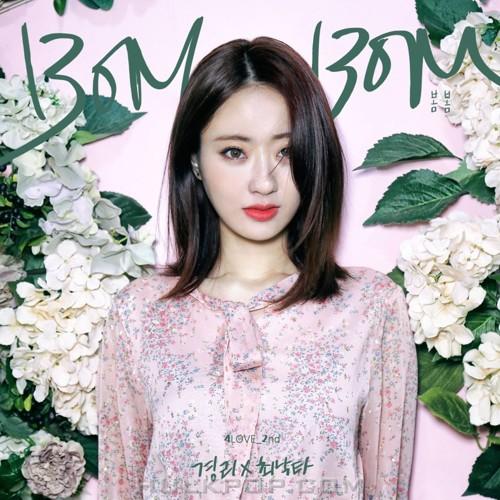 KYUNGRI (9MUSES), Choi Nakta – 4LOVE 2nd – Single