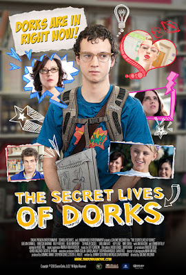 The Secret Lives of Dorks Poster