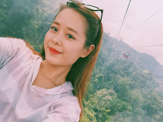 Gái xinh facebook Trần Vân Anh