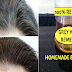Get Rid Of Gray Hair Without Spending Money By Using This 3 Home Remedies