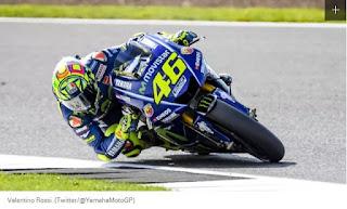 MotoGP Misano Italia: Rossi Dipastikan Absen, Fans Siapkan Bendera