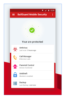 Scanner Bitdefender internet Security