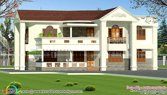 Colonial mix 4 bedroom 2600 sq-ft home