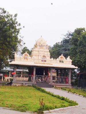 Lord Shiva - Amararaama Kshetram-Amaravathi