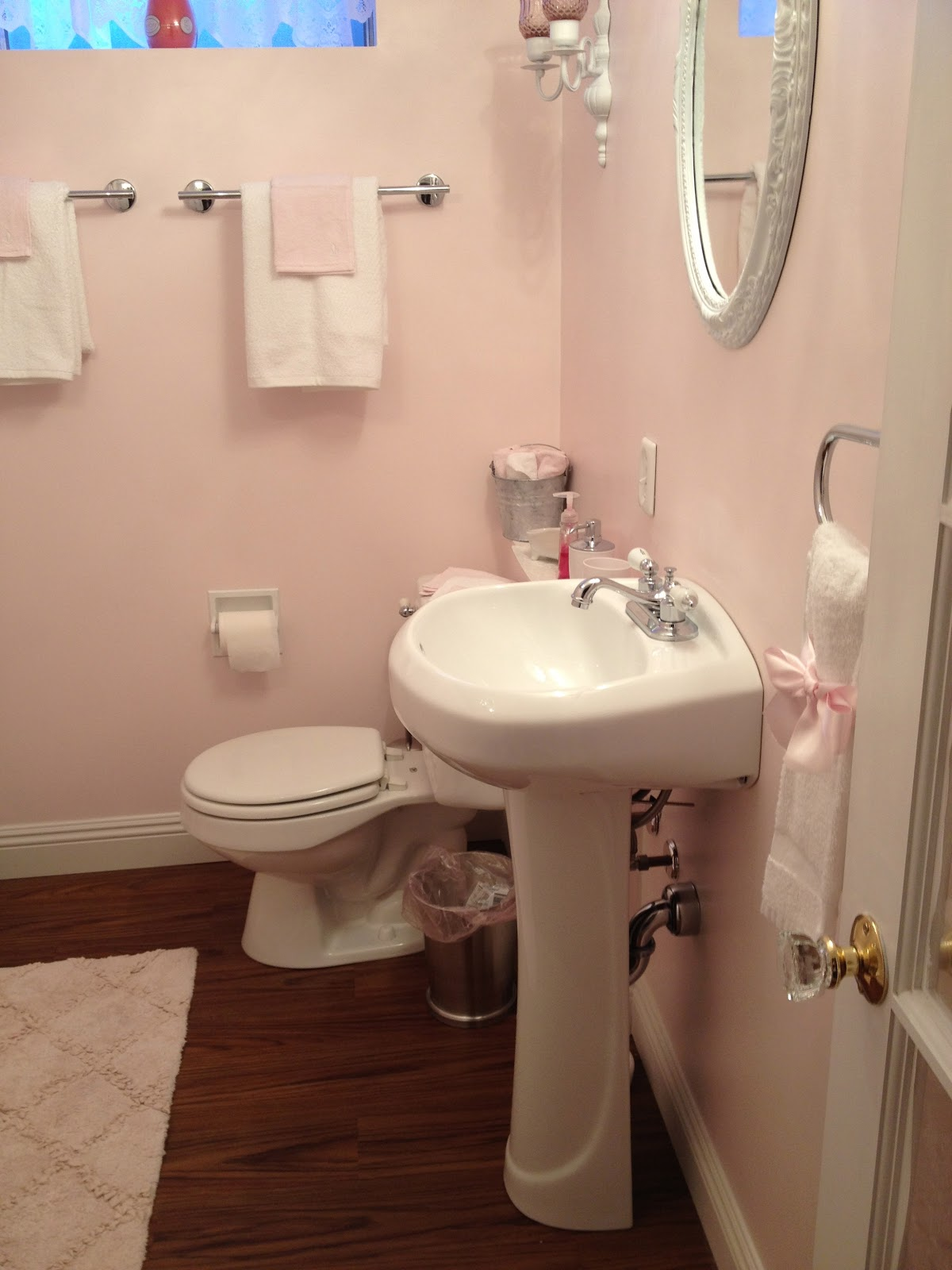 Follow Me Home Basement Bathroom Is Finished