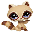 Littlest Pet Shop Tubes Raccoon (#1348) Pet
