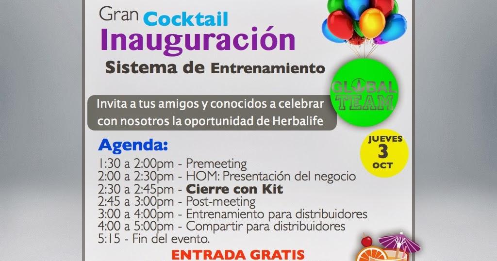 Herbacampeones La Victoria Cocktail De Inauguracion