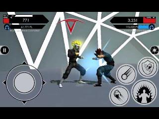 Game Power Level Warrior 2 Apk