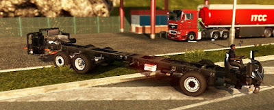 Volvo Bus Chassis ETS2