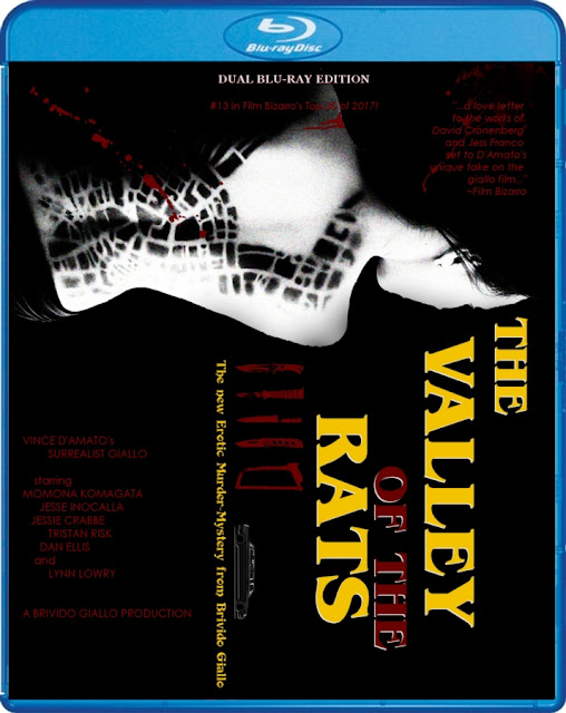 The Valley of the rats cover art