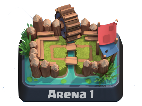 Goblin Stadium Arena Clash Royale