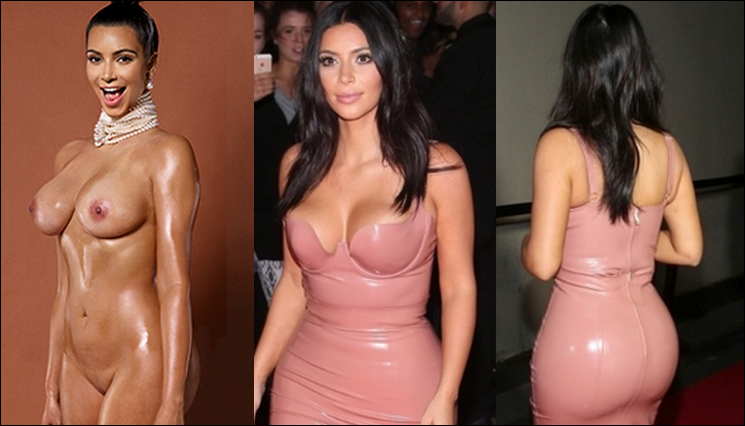 Video de sexo de Kim Kardashian