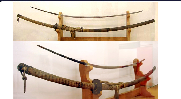 giant sword