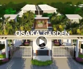 OSAKA Garden Puri Surya Jaya Sidoarjo