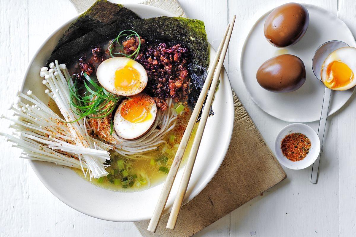 Resep Telur Kecap dan Cara Memasak Telur Kecap (delicious.com.au)