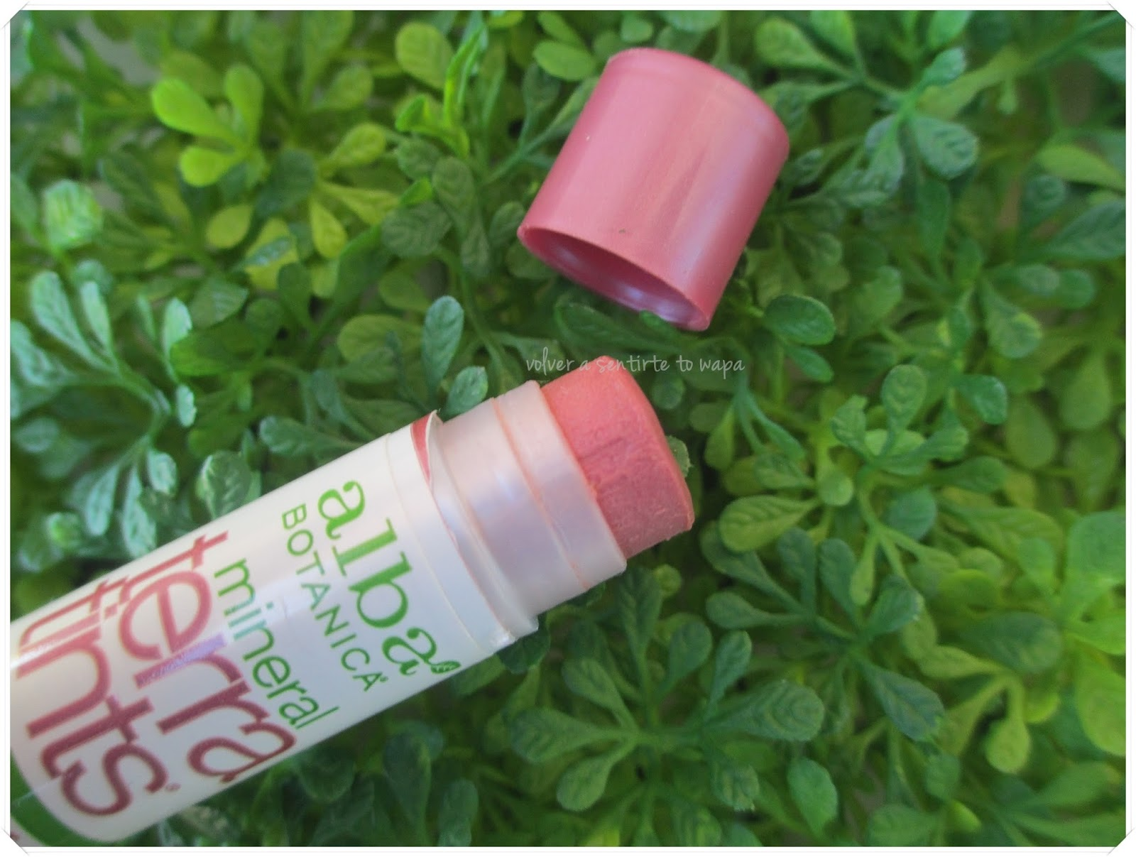 Mis 4 tratamientos labiales para este invierno - Mineral Terra Tints de Alba Botanica {iHerb}