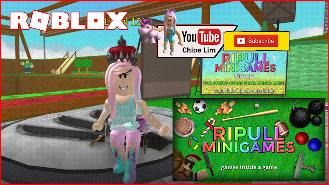 Code How To Get Free Crate Ripull Minigames Roblox Youtube Chloe Tuber Roblox Ripull Minigames Gameplay They Added New Minigames