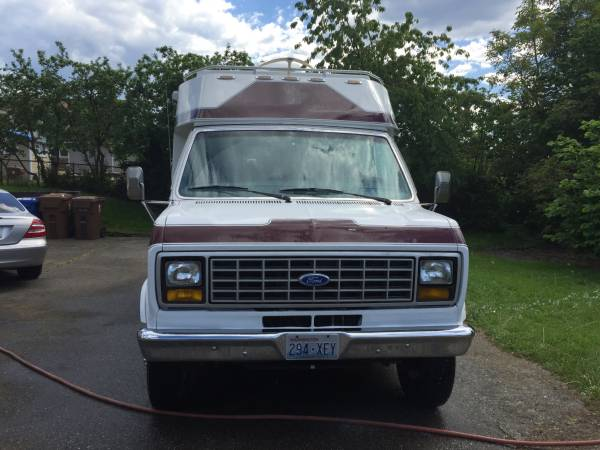 Used RVs 1989 Chinook 20ft RV For Sale For Sale by Owner