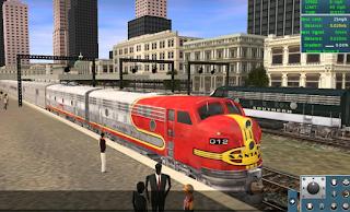 Trainz Simulator - Game simulator kereta api android terbaik