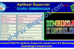 Download Aplikasi Bimbingan Konseling BK/BP