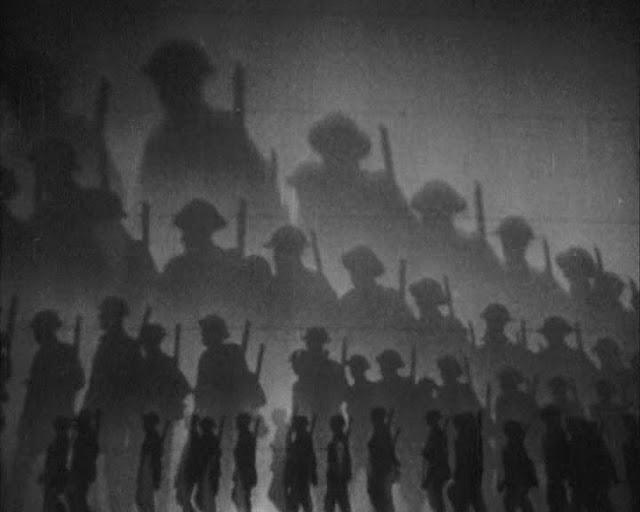 Imagen de 'La vida futura (1936)' - Guerra