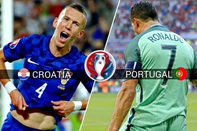 Croatia vs Portugal Euro 2016 Live, Kickoff Time, Lineup, Tv Channels info: