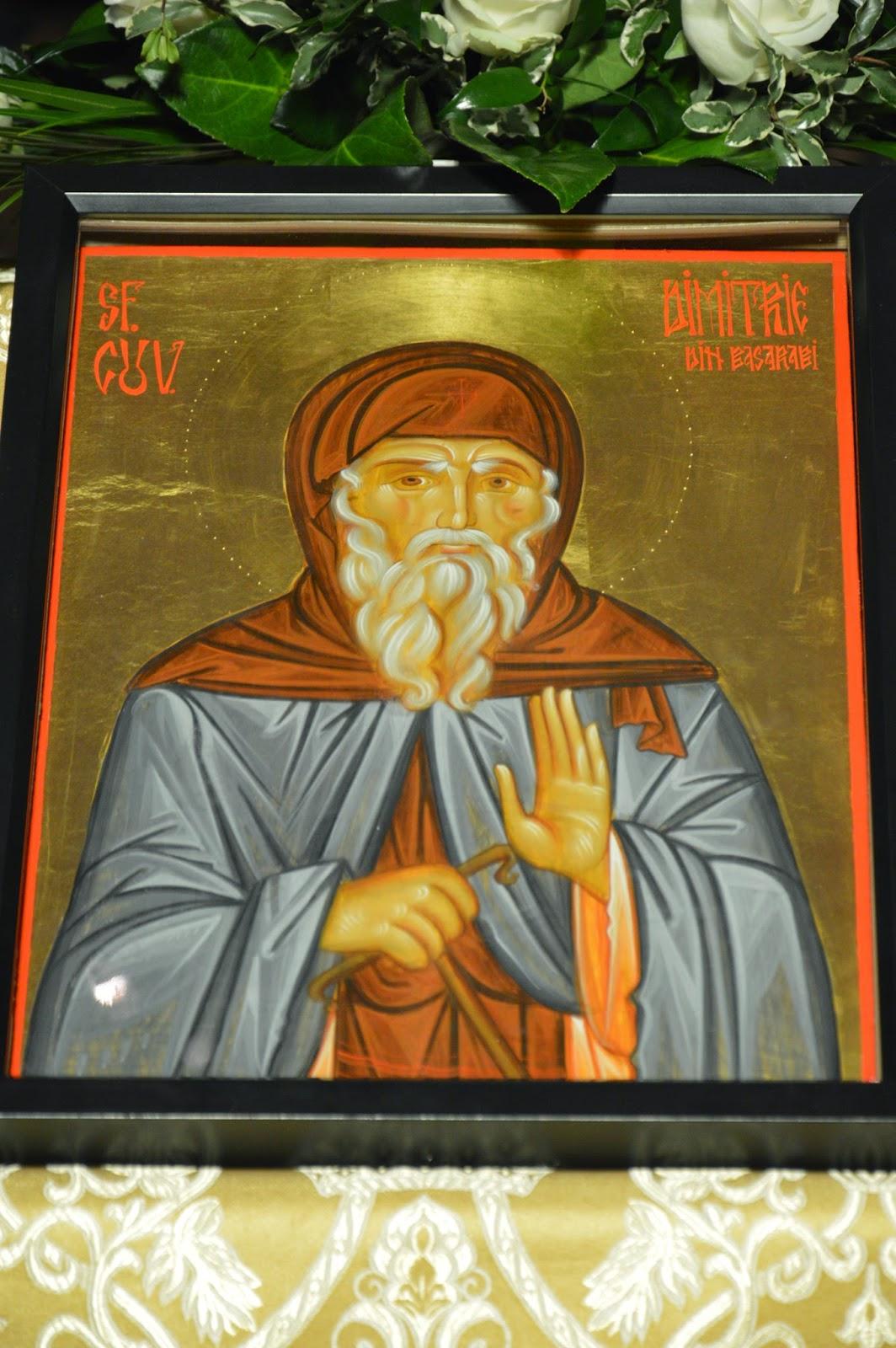 Sfantul Cuvios Dimitrie cel Nou, Catedrala Mitropolitana, Cluj-Napoca