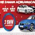 Capacity AVM BMW Çekiliş Sonucu açıklandı