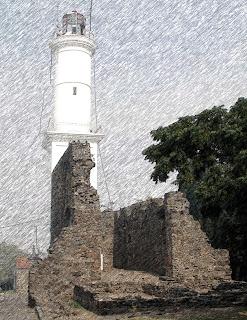 Colonia Del Sacramento - O Antigo Farol às Margens do Rio da Prata