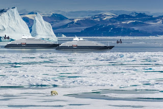"""Scenic and Hurtigruten Expedition Ships Delayed - A Pattern""""  A Problem"""""""