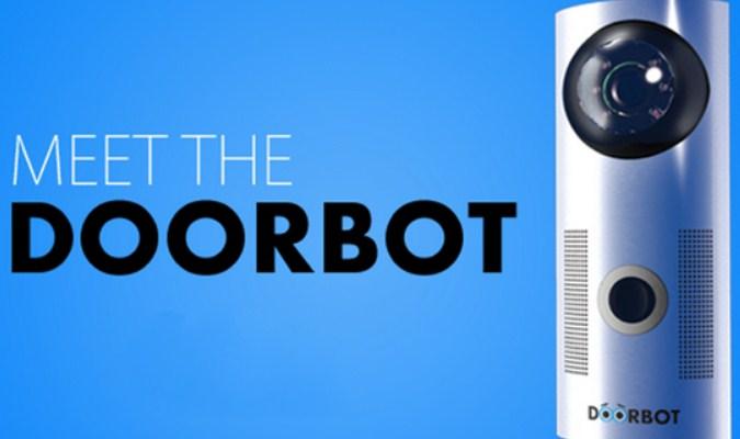 Ringankan Pekerjaan Rumah - Doorbot Bel Nirkabel