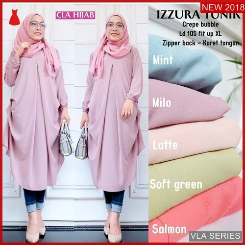 VLA089I140 Model Tunik Izzura Mc Murah BMGShop
