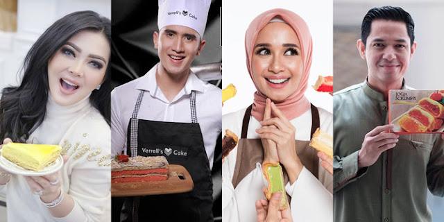kuliner, makanan artist