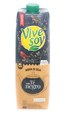 Vive soy Soja té